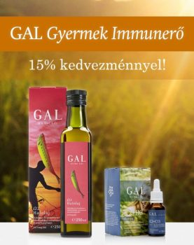 GAL Csomag Gyermek ImmunErő