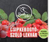 Szafi Free Csipkebogyó-szőlő lekvár 350 g