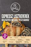 Szafi Free EXPRESSZ lisztkeverék kelesztés nélküli tésztákhoz 1000 g