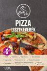 Szafi Free Pizza lisztkeverék 1000 g