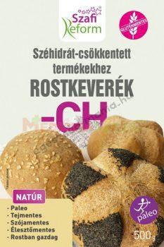 Szafi Reform gluténmentes szénhidrát-csökkentett termékekhez rostkeverék 500g