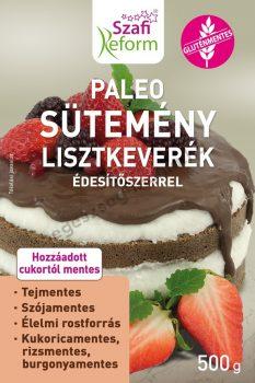 Szafi Reform Paleo sütemény lisztkeverék édesítőszerrel 500 g